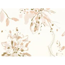 Papier peint Gracia blush