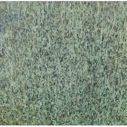 Tissu de liège et paille vert