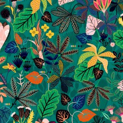 Tissu Gardenia Rayon -...