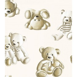 Tissu Teddy - Thévenon