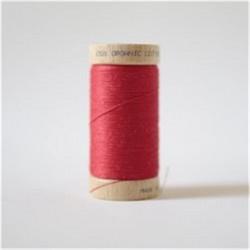 Bobine fil coton bio Rouge...
