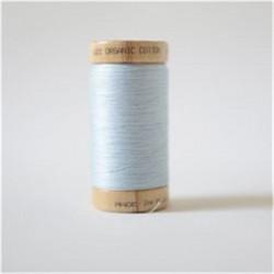 Bobine fil coton bio Glace...