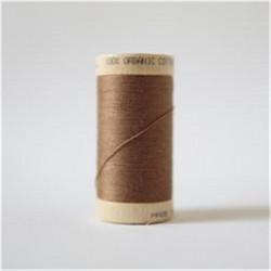 Bobine fil coton bio Ecorce...