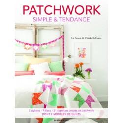 Patchwork simple et tendance