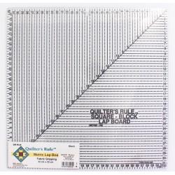 Règle patchwork Bohin 17x17cm
