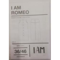 Patron I AM ROMEO